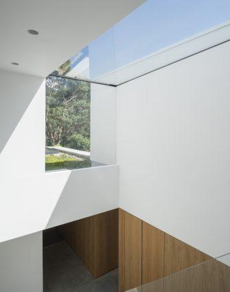 Flushglaze Eaves Rooflight - Glazing Vision Europe