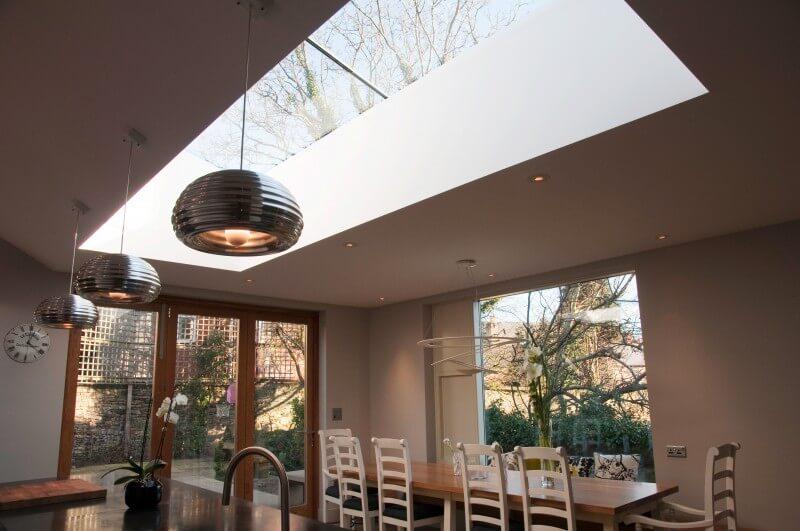 Daglicht Je Keuken : Modulair glasdak lichtstraat multipart flushglaze glazing vision