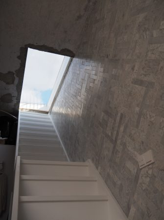Elektrische daktoegang: Skyhatch Electric - Glazing Vision Europe