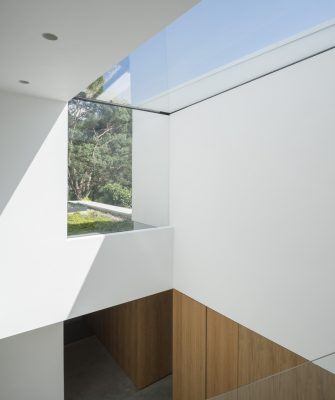 Flushglaze Eaves Rooflight - Glazing Vision Europe