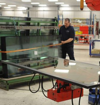Fire Rated Rooflight - Glazing Vision Europe