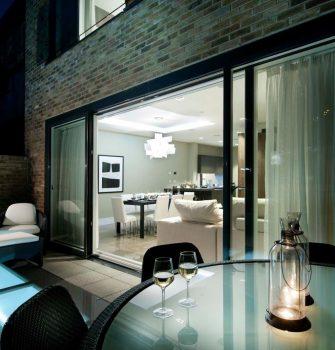 Flushglaze beloopbaar glas - Glazing Vision Europe - Berkeley Home