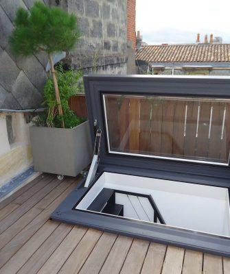 5 Skydoor in Paris