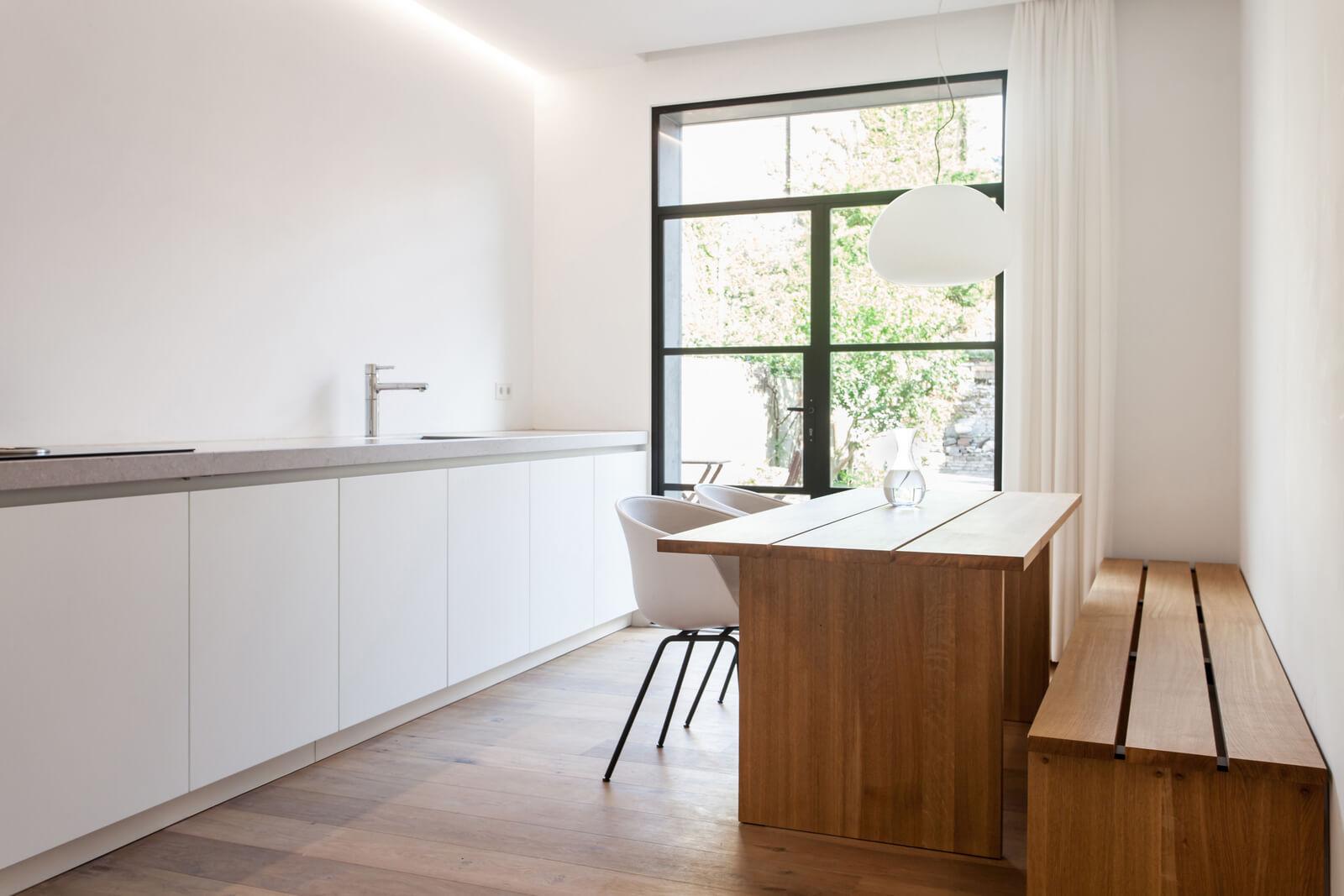 Daglicht Je Keuken : Lichtstraat brengt daglicht in lang en smal pand: daylight award