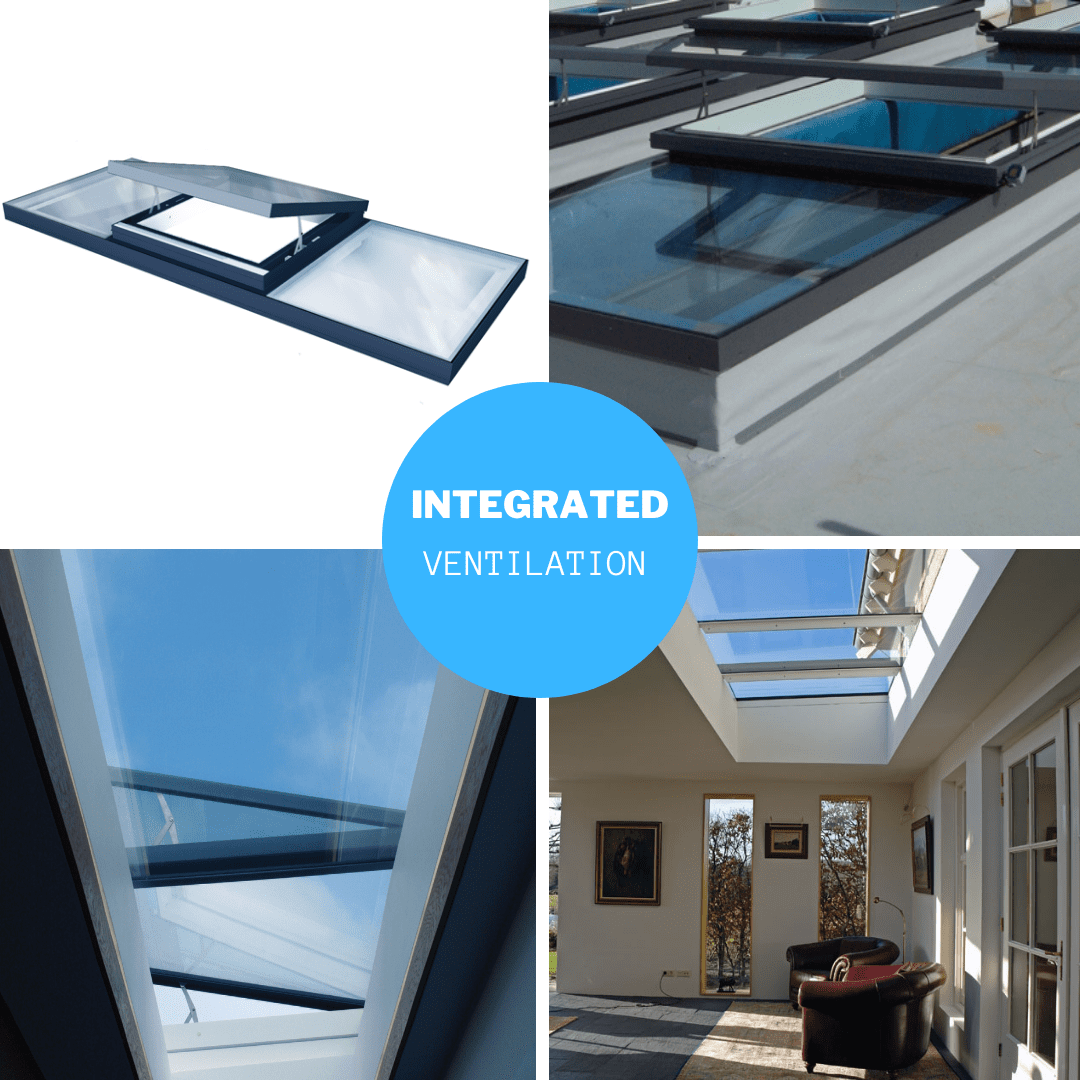 Voorbeelden geïntegreerde ventilatie